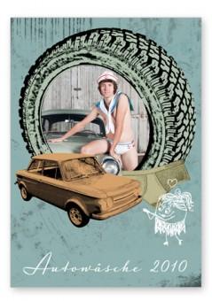 Autowaesche Kalender COVER 2010