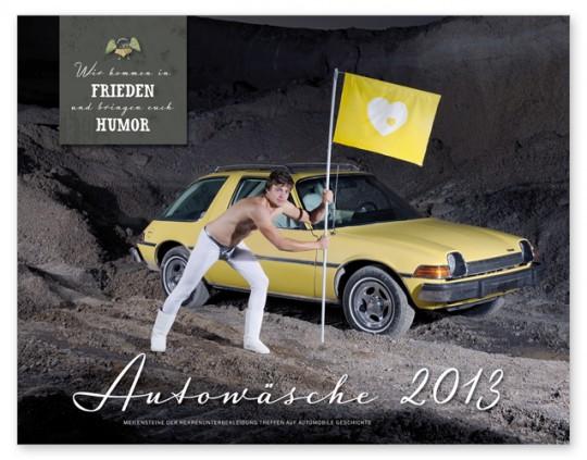 Autowaesche Kalender COVER 2013