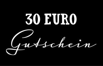 Autowaesche 30-Euro-Gutschein